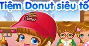 Tiệm Donut siêu tốc
