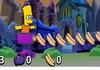 choi game Bart phiêu lưu Halloween