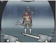 choi game Chiến binh diệt Zombie