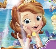 Công chúa Sofia xếp kim cương