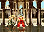 choi game STREET FIGHTER II FLASH