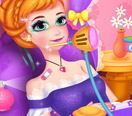 Frozen Anna Doctor And Makeup