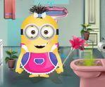 choi game Minion sửa chữa nhà tắm