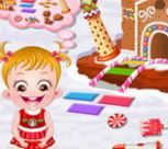 choi game Baby Hazel Gingerbread House