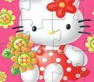 choi game Hello Kitty Flowers