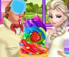 choi game Rainbow Ice Cream Cooking