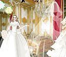 Mặc váy cho cô dâu