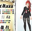 choi game Rebel Girl Dressup