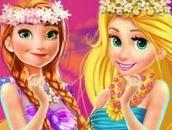 Công Chúa Disney Đi Shopping Hawai