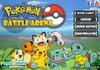 choi game Pokemon đánh nhau