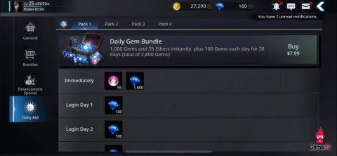Cách chơi game Darkness Rises kiếm được nhiều kim cương