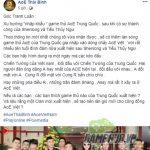 Đế Chế: sẽ có thêm 2 game thủ Trung Quốc đầu quân Aoe Việt?