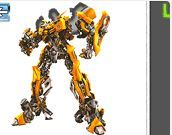 choi game Lắp ghép Robot Y8