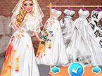 Công chúa thử váy cưới