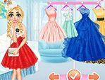 Công chúa trình diễn thời trang