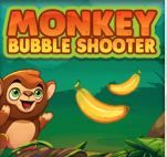 choi game Khỉ bắn bóng