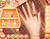 Làm đẹp móng tay cho công chúa