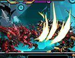 choi game Trận chiến Robot Khủng Long