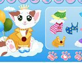 choi game Thời trang mèo xinh đẹp