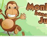 Khỉ ăn chuối 2020