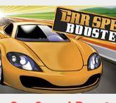 choi game Lái xe nhặt tiền vàng