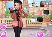 choi game Phong cách thời trang Paris
