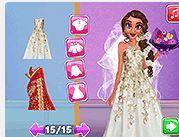 choi game Đám cưới công chúa Boolywood