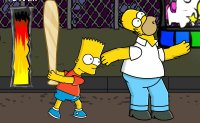 game gia dinh simpsons