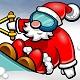 Game Ông già Noel trượt tuyết