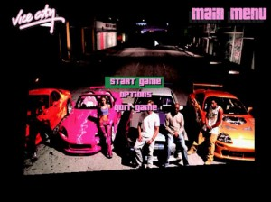 Vice city  Grand Theft Auto IV: San Andreas