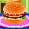 choi game Game Làm Bánh Humburger
