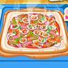 Game Làm Bánh Pizza