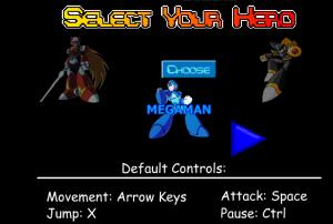 game-rock-man-x5
