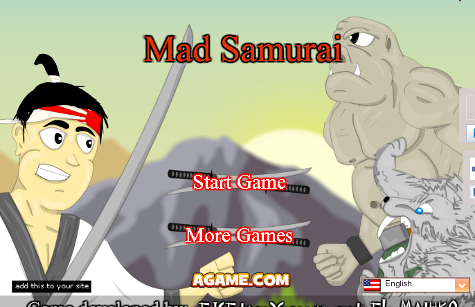 Game Samurai 2