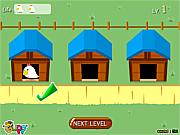 Game tìm gà con