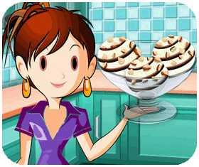 Học làm kem Vani