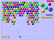 Chơi game Bubble shooter