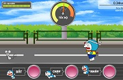Doraemon chạy Marathon