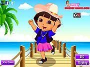Game Dora Explorer Adventure Dressup