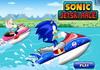 Sonic đua ca nô