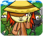 Ninja và cô gái mù