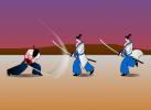Samurai thách đấu