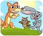 Bắt thỏ vào chuồng