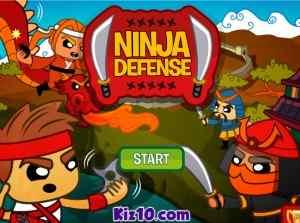 Ninja phòng thủ