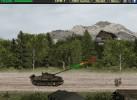 Xe tăng nổ pháo