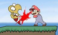 Mario chiến đấu