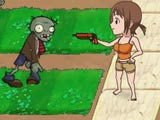 Zombie bắn súng
