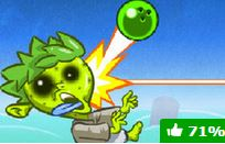 Bowling diệt Zombie