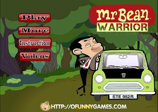 Mr Bean diệt quái vật