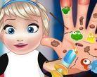 Game bác sĩ chữa tay